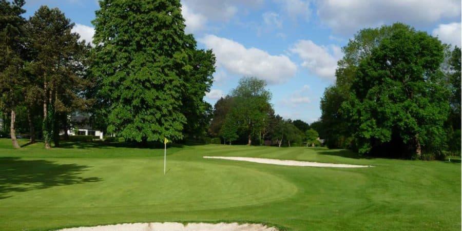 Parcours de golf de Brigode